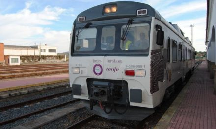 La primera Ruta de los Trenes Turísticos de Extremadura vende todos sus billetes