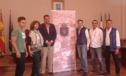 Los hierros Valdefresno, Espartaco y Luis Algarra estarán por primera vez en los Sanjuanes de Coria