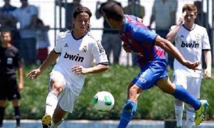 Real Madrid y Barcelona jugarán en Badajoz el torneo sub-17 Extremadura Talent Cup 2015