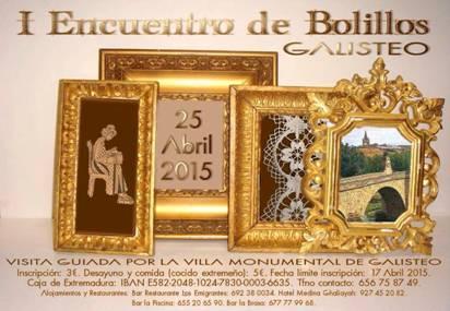 """Un total de 250 bolilleras se darán cita este sábado en el primer """"Encuentro de Bolillos de Galisteo"""