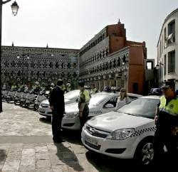 La Policía Local de Badajoz renueva su parque móvil con 19 vehículos nuevos y una inversión de 240.000 €