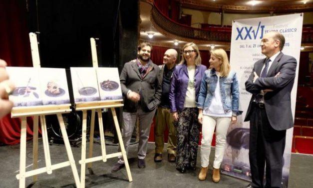 El Festival de Teatro Clásico de Cáceres cuenta con cuatro estrenos absolutos en su vigésimo sexta edición
