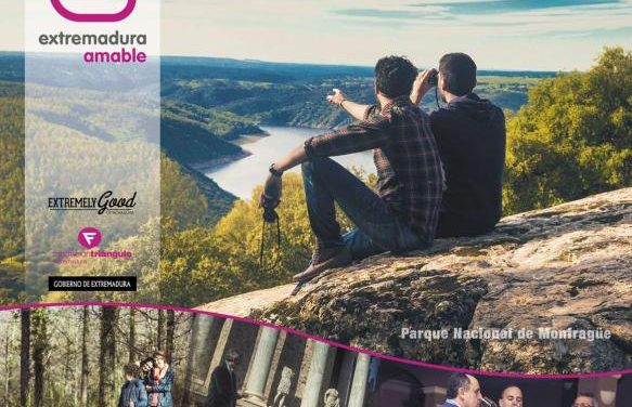 Extremadura se promociona en Los Palomos como destino para el colectivo LGTB