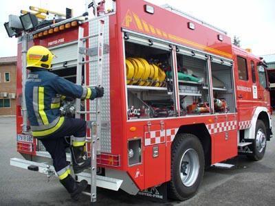 Diputación destinará 116.000 euros en realizar labores de mejora en el parque de bomberos de Coria