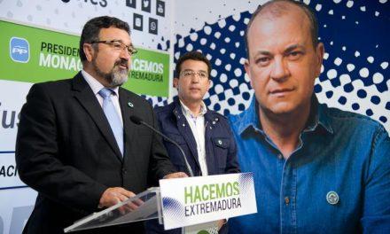 El PP extremeño asegura que existen fotos del encuentro entre Guillermo Fernández Vara y Podemos