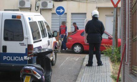 Cuatro personas son detenidas en la ciudad de Badajoz por tráfico y consumo de drogas