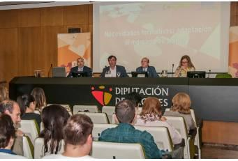 Unas jornadas analizan en Cáceres las necesidades formativas para la generación de empleo