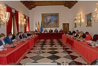 Diputación aprueba en pleno el convenio para la declaración del Parque Cultural Sierra de Gata