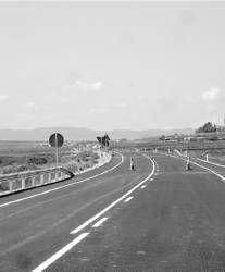 El 23 de abril se inaugurará el tramo norte que pertenece a la carretera de circunvalación en Almendralejo