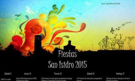 La Moheda de Gata festejará San Isidro con verbenas, pasacalles y la tradicional ruta por los bares