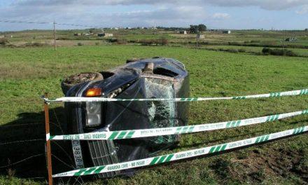 Fallece un hombre de 58 años en accidente de tráfico y otro varón de 40 años resulta herido grave