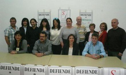SIEX Coria presenta una candidatura que centrará su proyecto en las políticas sociales