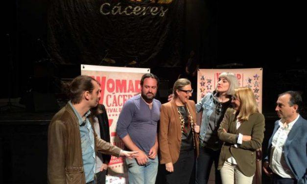 La consejera de Cultura reivindica Cáceres como la capital internacional del Festival Womad