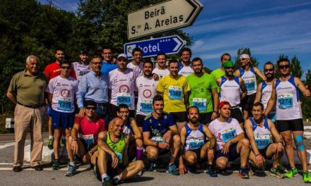 Paixão, Carretero y Gazapo se proclaman ganadores de la I Media Maratón Marvão-Valencia de Alcántara