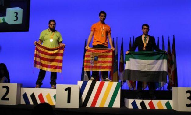 Un alumno del Loustau Valverde se hace con el bronce en una competición de formación profesional