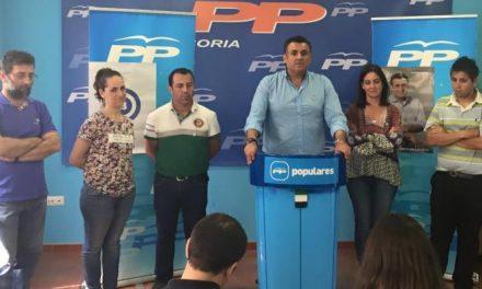 El PP anuncia inversiones para generar en Coria empleo, bienestar social y desarrollo industrial