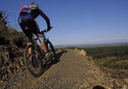 La comarca de Sierra de Gata contará con el primer lavadero de bicicletas todoterreno en Moraleja