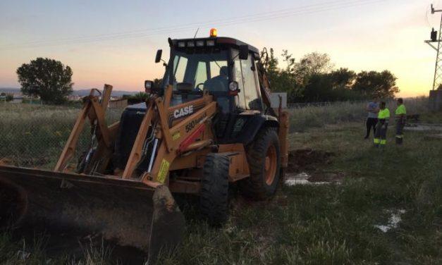 Una avería en la red de abastecimiento de Moraleja obliga a cortar el agua en toda la localidad