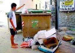 La nueva tasa del servicio de recogida de basura en Villanueva de la Serena se aplicará en mayo