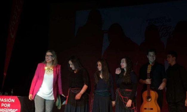 Nogales asegura que los ganadores de los 'Buero' de Teatro Joven son garantía de futuro para el teatro
