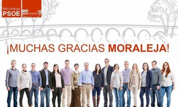 El Partido Socialista se hace con la alcaldía de Moraleja con 7 concejales frente a los 6 del Partido Popular