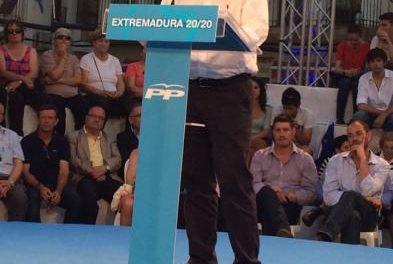 """Pedro Caselles felicita públicamente a César Herrero y recuerda que """"el pueblo es soberano"""""""