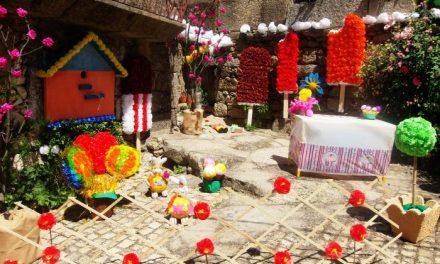Más de 15.000 personas acuden al V Festival de las Flores de Aldeia de Santa Margarida