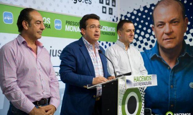 """Manzano asegura que el PP comenzará """"de inmediato"""" a trabajar para recuperar la confianza de los ciudadanos"""