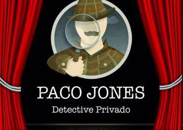 """La casa de cultura Valencia de Alcántara acoge este viernes la obra """"Paco Jones, detective privado"""""""