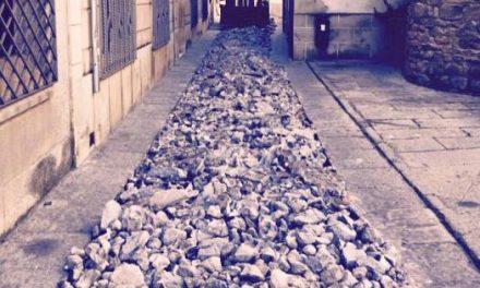 Las obras del empedrado del casco antiguo de Coria contarán con 580.000 euros en sus últimas fases