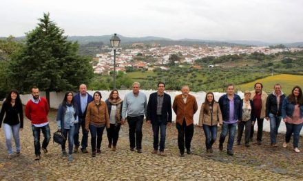 Piris confirma que apostarán por la bolsa de empleo local para reducir el paro en Valencia de Alcántara