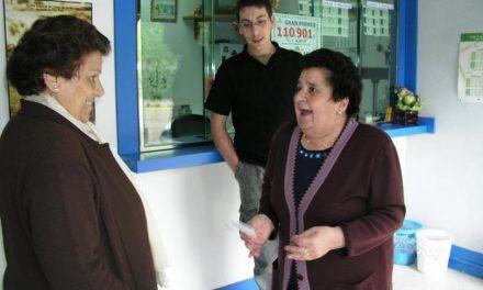 El sorteo de la Bonoloto da un premio de 110.901 euros a dos jóvenes amigos en Montehermoso el miércoles