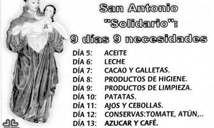 """Cáritas Torrejoncillo pondrá en marcha a partir de este viernes la campaña """"Nueve días, nueve necesidades"""""""