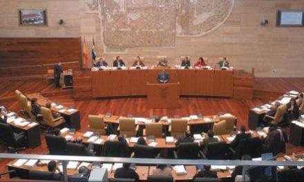 El nuevo Parlamento de Extremadura se constituirá el próximo 23 de junio