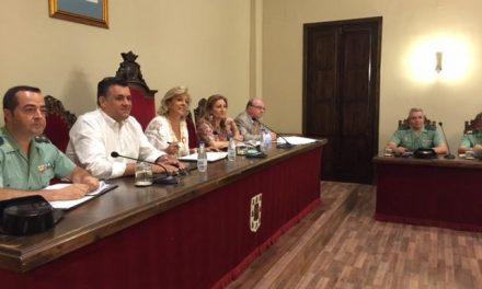 Un centenar de profesionales formará parte del dispositivo de seguridad de las fiestas de San Juan de Coria
