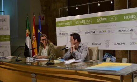Trinidad Nogales destaca la gestión realizada en la Orquesta de Extremadura durante los últimos  años