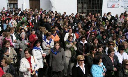 Unas 1.500 mujeres participan en la XXI Convivencia Regional de Amas de Casa en Coria