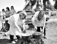 La Hermandad de San Marcos de Almendralejo celebró ayer varios actos en su día de convivencia