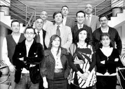 Carlos Briz es elegido nuevo presidente de los empresarios de Almendralejo con el 60% de los votos