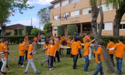 """Alumnos y personal del Colegio Cervantes elaboran un """"lipdub"""" para despedir el curso escolar"""