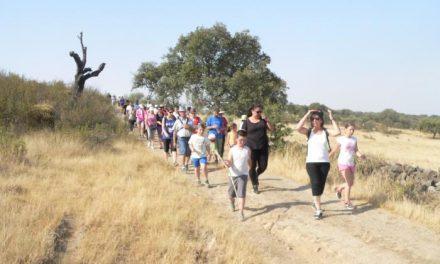 El colegio Leandro Alejano de Cilleros recauda cerca de 1.300 euros con su ruta turística