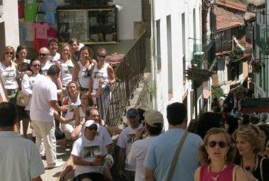 La fiesta comarcal del Valle del Ambroz de celebrará por primera vez el 10 de mayo en el municipio de Hervás