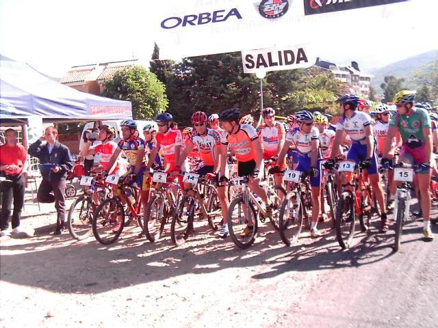 El circuito de San Antón de Hervás acogerá este domingo la quinta edición de la Carrera de BTT