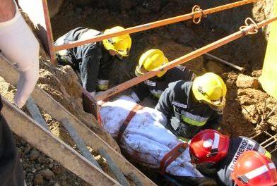 Extremadura registra tres accidentes laborales mortales entre los meses de enero y febrero del 2008