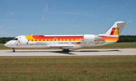 Aproximadamente 75.000 personas utilizaron el aeropuerto de Talavera la Real durante el pasado año