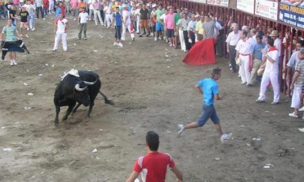 La lidia del toro Manisero en la madrugada del viernes ha finalizado con la cogida  de un joven en Coria