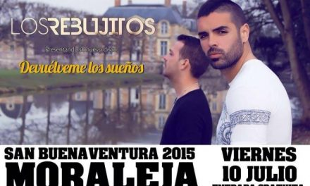 El concierto de los Rebujitos dará el pistoletazo de salida a los festejos de San Buenaventura