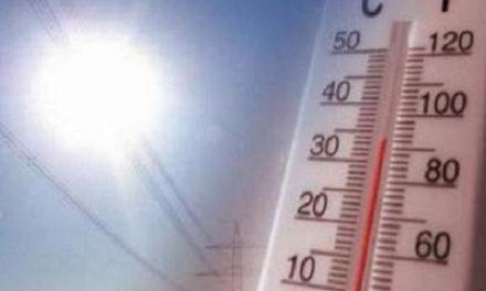 El Centro 112 declara la alerta amarilla por altas temperaturas  durante el viernes y el sábado