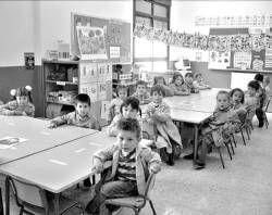 Los colegios abren el lunes el plazo de admisión de Infantil para la escolarización de cara al próximo curso 2008/09