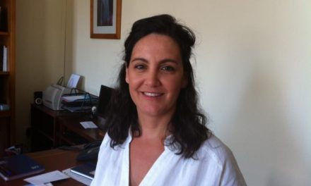 La teniente alcalde de Coria, Almudena Domingo, valora positivamente los últimos datos de turismo de la ciudad